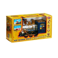 Паровоз  BOX 27*8 см. Play Smart Железная Дорога арт. 0624