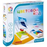 Логическая игра Bondibon Цветовой код арт.SG 090 RU