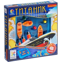 Логическая игра Bondibon Титаник, арт.SG 510 RU
