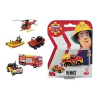 Пожарный Сэм Игрушка транспортная на блистере 1:64