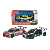 Гоночная машина Audi Le Mans