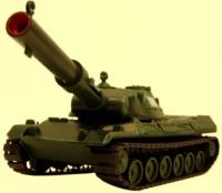 Танк с пневмопушкой с-16-ф
