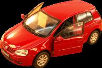 """Машинка металл """"VW GOLF V"""" 1:34/39"""