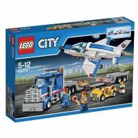 LEGO CITY Транспортёр для учебных самолётов 60079