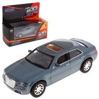 Машинка металл CHRYSLER 300C HEMI 2005 1:43