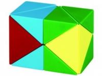 Магнитные Блоки ,24 дет. головоломка, карточки, 5+  ВИН9776