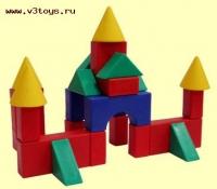 Набор строительный №3 (Классический) Малый